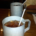 Pint-Size Tin Cups for Tea!