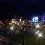 place Rembrand de nuit