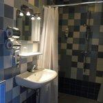 petite salle de bain pratique