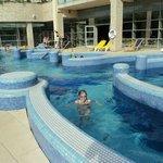 la piscine trop top!