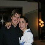 Wir: Julia und Mike