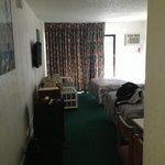 Room view from hallway door