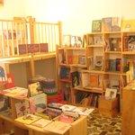 La Jícarita. Espacio infantil de la librería La Jícara