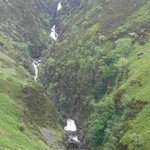 Waterfalls an hour or 2 walk away from the B&B - Ask Dennis for details!