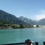Boenigen from Lake Brienz