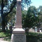Jim Mattox Memorial Stone