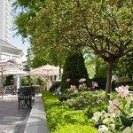 Garden Cafe Patio