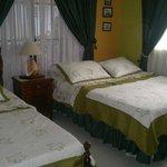Cómodas y lindas habitaciones