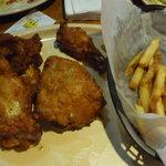 Best fried chicken ever!