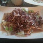 meaty dish (laab)