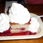 Strawberry Shortcake - enough for 4