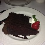 """a """"little"""" dessert!"""