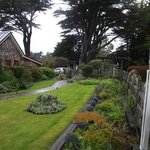 the front garden of Fensalden