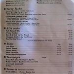 To-go menu page 2