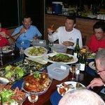 Seafood Banquet