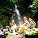 Nam Khong waterfall