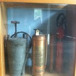 Fire extinguishers through the years