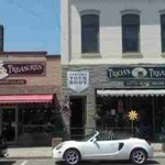 Tricia's Treasures and Bistro....downtown Crandon, WI