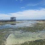 view from Kesa Cloud 9 Resort.