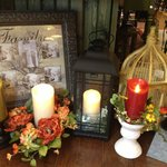 Luminara Candles available at Tricia's Treasures and Bistro