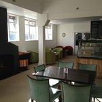 Graze Cafe Interior