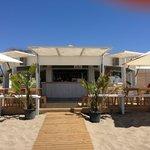 Sylt Beach bar & Restaurant, on the beach, Elviria, Marbella