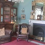One of the lovely drawing rooms that all guests can enjoy