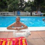 Prachtig zwembad