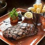 200g Black Isle rib steak