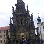 Holy Trinity Column, Olomouc