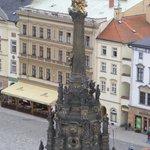 Holy Trininty Column, Olomouc.