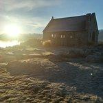 church of good shepard sunrise