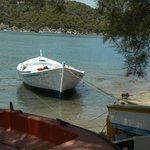 Epidavros bay