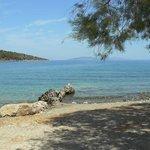 Epidavros beach