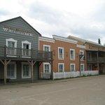 Sitting Bull block, hotel Cheyenne