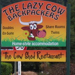 The Lazy Cow