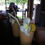 Delicious tropical treats!!