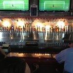 Barrel beer's bar