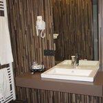 Baño Habitación Club