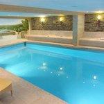 Schwimmbad - sauber , warm , beruhigend