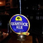 Quantock Ale in the Quantock Hills