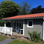 Chalet in Camping L'Abri des Pins