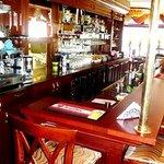 A charming bar