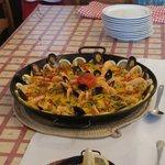 Paella night - delicious