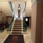 Llanerchaeron staircase