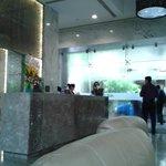 Main lobby....