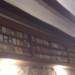 Parte de la coleccion de cajetillas de tabaco antiguas