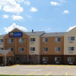 Photo de Comfort Inn & Suites Coralville