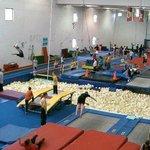 Trampoline World Gymnastics