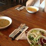 Starters - Soups & salad